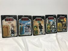 Kenner Star Wars Return of the Jedi AT-AT Commander-AT-ST Driver Nikto Lot-5
