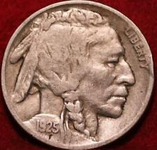 1925 Philadelphia Mint  Buffalo Nickel