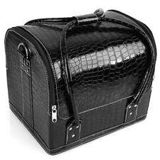 Wedding Bridal PU Leather Fashion Makeup Case /Vanity Bag/Jewelery Box/ Case