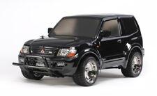 Tamiya RC Mitsubishi Pajero Lowrider Black (CC-01) Bausatz 1:10
