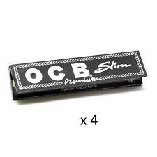Lot De 4 Paquets De Feuilles Longues Ocb Slim Premium