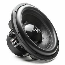 Skar Audio EVL-15 D2 15in 2500W Dual 2 Ohm Car Subwoofer - Black