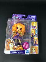 My Little Pony Hasbro ADAGIO DAZZLE Equestria Girls Fantasy Scene Minis