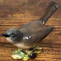 VTG Estate Beswick White Throat 2106 Made in England Bird Figurine! 154