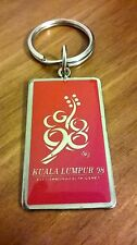 New 1998 Kuala Lumpur Commonwealth Games Collectable Keyring Keychain Other Olympic Memorabilia