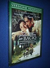 cofanetto+DVD NUOVO Prima Dammi un Bacio - Stefania Rocca Luca Zingaretti Marco