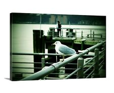 Canvas print wall Art photo by S Dolinni ©  24x36x1.5 Residents of New York
