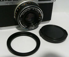 43.5mm to 49mm Filter Step Up Ring & Lens Cap Olympus 35 ED RC EC ECR PEN D D2