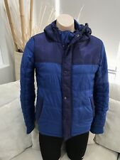 Awesome Cotton On Mens Small Puffer Jacket Lightweight Snow Coat Great Condition