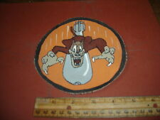 WWII USN DISNEY BIG BAD WOLF TORPEDO SQUADRON SIXTY VT-60 FLIGHT  PATCH