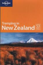 TRAMPING NEW ZEALAND - LONELY PLANET GUIDE AS NEW PB -FAST FREE POST FROM SYDNEY