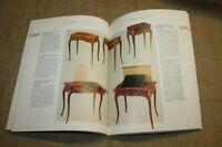 Sammlerbuch alte Schreibtische, Stehpulte, Bureau, Schreibschränke, Sekretäre