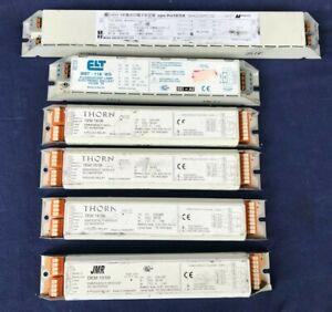 KIT 6 pezzi Ballast e moduli di emergenza DC Inverter -nuovi-