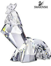New Swarovski Clear Crystal Figurine The Rooster S659246 Gallo Year 2017 Cock