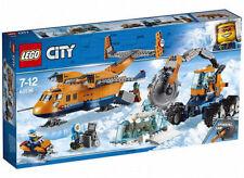 Lego 60196 Ártico: Avión de suministros