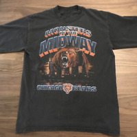 90s Chicago Bears Monsters of the Midway Men Tee T-Shirt All Size S-4XL KL559