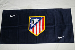 Nike Athletico Madrid Sport Chiffon Serviette Main Baignade 50 100cm Soccer