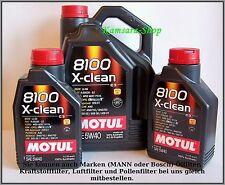 de Berlín ACEITE DE MOTOR MOTUL 8100 X-CLEAN C3 5w-40 7 LITROS 5w40