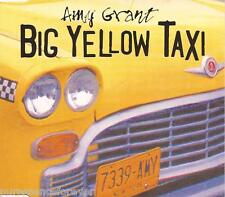 AMY GRANT - Big Yellow Taxi (UK 4 Track CD Single)
