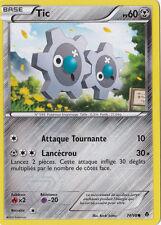 Tic Reverse-Noir&Blanc:Pouvoirs Emergents-74/98-Carte Pokemon Neuv France