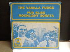 VANILLA FUDGE Fur Elise / moonlight sonata ATCO 86