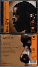 "BARRY WHITE ""Stars Vintage"" (CD) 12 Titres 2006 NEUF"