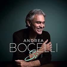 Andrea Bocelli, Si, CD