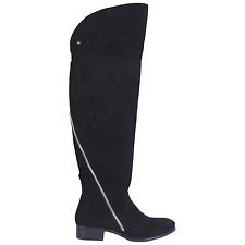 Women's Report Gwyneth Boot Black Size 10 #NJBCB-366