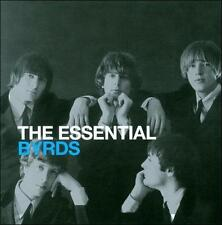 THE BYRDS - THE ESSENTIAL BYRDS (NEW CD)
