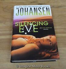 Silencing Eve by Iris Johansen ~ Eve Duncan: Book 18 ~ Ex-Library Hardcover