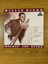 Willie Dixon Walkin' the Blues LP Record Mint condition