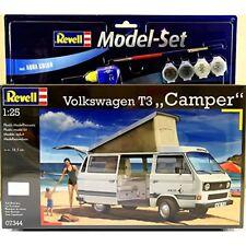 Revell 67344 Model Set Volkswagen T3 Camper 1 25