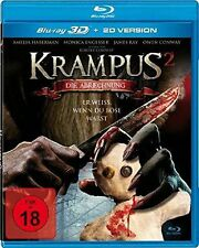 KRAMPUS 2 - The Reckoning 3D blu ray ( Includes 2D version )( NEW )English Audio