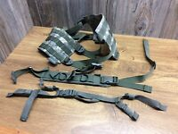 Digital Camo Military Ammo Belt Tool Belt And/Or Other Belts Lot Of 3 C9