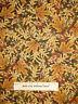 Autumn Fall Leaves Leaf Acorn Cotton Fabric Maywood Studio Fields Of Gold YARD
