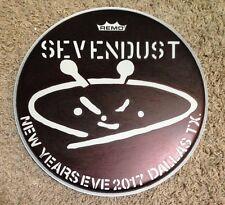Sevendust Custom Drumhead 14 Inch