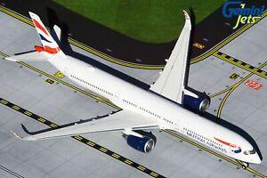 Gemini Jets British Airways Airbus A350-1000 G-XWBC 1:400 Scale Model GJBAW1933