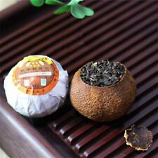 Yunnan Tea Pu'er tea Orange Puer cooked tea Tangerine peel Packaging Puerh 250g