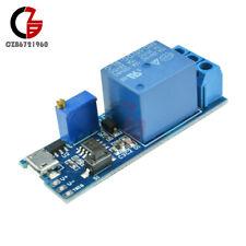 5 30v Delay Relay Board Timer Control Module Micro Usb Power Trigger Switch