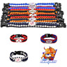 *NEW* MLB Team Logo Paracord Survivor Bracelet