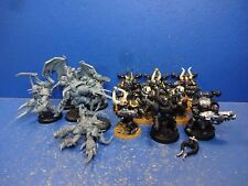 5 Besessene + 8 Chaos Marines der Chaos Space Marines