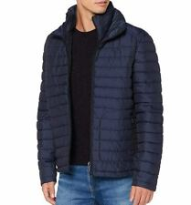 Superdry Men's Fuji Double Zip Through Sports Jacket Navy Sizes: S - XL