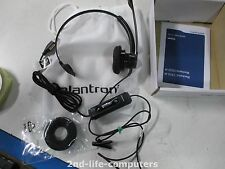 Plantronics Blackwire C610-m Monoarural USB Headset For Microsoft