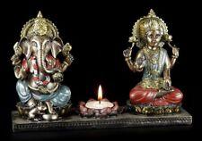 Porte-bougies - Ganesh Figure avec Krishna - Figurine Bouddha Chandelier