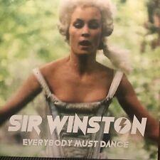 "SIR WINSTON EVERYBODY MUST DANCE 12"" VINYL SEALED / NEW"