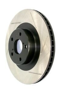StopTech Power Slot 16-17 for Volvo XC90 Right Rear Slotted Rotor