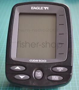 EAGLE CUDA 300 Fish Finder (Only CUDA 300 head ,no any accessories )