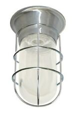 Hood Light Vaporproof Light With Shatterproof Globe With Wire Guard (L55-1024)