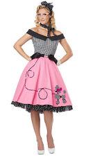 Vintage 1950s Womens Halloween Jacket Costume Set Fancy Dress