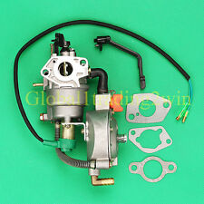 Dual Fuel Carburetor F Honda GX240 7.9HP LPG NG CNG Conversion Generator Carby